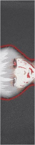 Kaneki Custom Longboard Griptape Designed By New